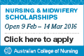 Nursing and Allies Health Scholarship and Support Scheme