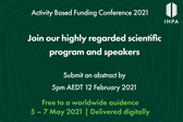 Join the IHPA Activity Based Funding Conference 5 - 7 May 2021