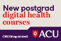 ACU digital health courses