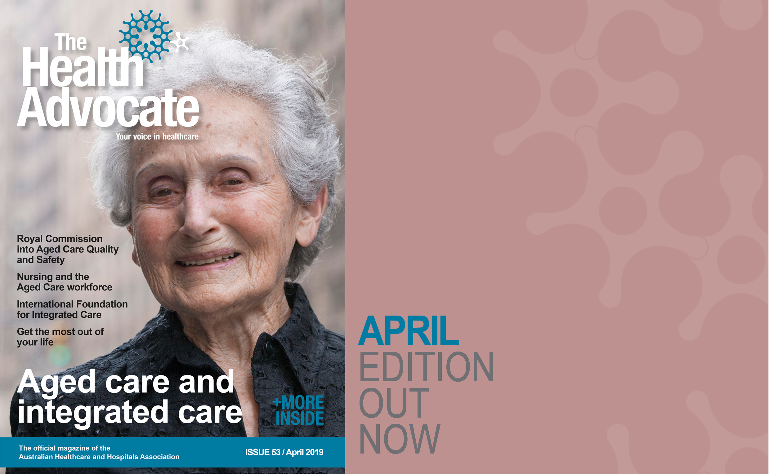 The Health Advocate - April 2019