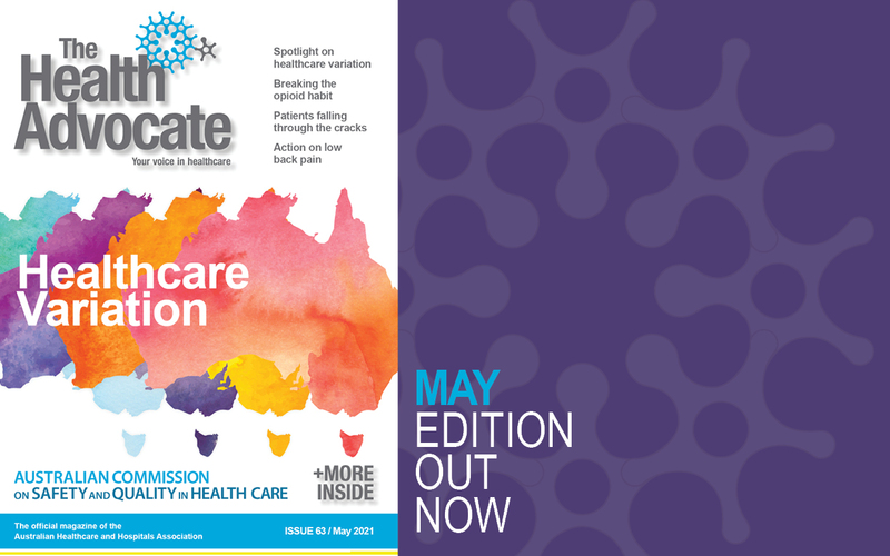 The Health Advocate - May 2021
