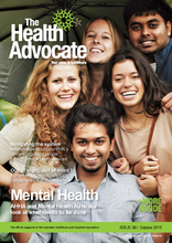 The Health Advocate - October 2016