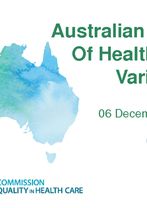 Dr Anna Lewis and Hayley Forbes - Australian Atlas of Healthcare Variation