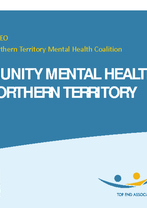 Helen Egan - Community mental health in the northern territory