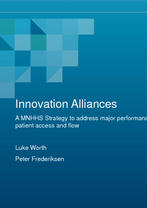 Luke Worth and Peter Frederiksen - Innovation Alliances