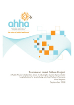 Tasmanian heart failure project report