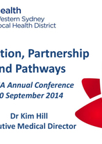 Kim Hill - Primary Care (transition to PHOs)