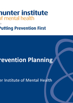 Jaelea Skehan - Suicide Prevention Planning