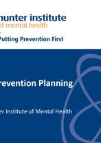 Jaelea Skehan - Suicide Prevention Planning