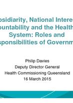 Session 1 - Phillip Davies
