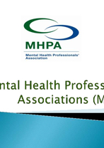 Harry Lovelock - MHPA Mental Health Clinical Services Commissioning Principles