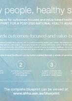 AHHA Blueprint Summary for a Post-2020 National Health Agreement