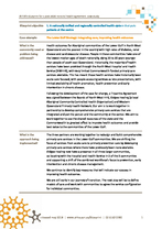 The Lower Gulf Strategy: Integrating care, improving health outcomes
