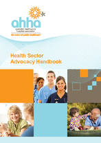 Health Sector Advocacy Handbook