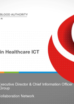 Peter O'Halloran - Innovation in Healthcare ICT