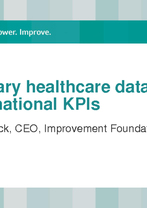 Primary healthcare data and national KPIs - Colin Frick