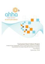 Tasmanian heart failure project report