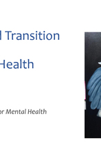 Kris Trott - Queensland Transition to NDIS for Mental Health