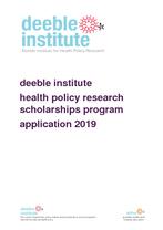 Application 2018-2019
