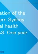 Bill Campos - Utilisation of the Western Sydney Mental Health Atlas, one year on