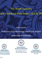 Early Childhood Data Project - John Lynch