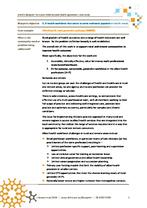 Allied health rural generalist pathway (AHRGP)