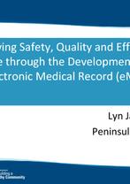 Lyn Jamieson - Technology