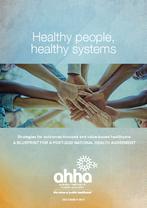 AHHA Blueprint for a Post-2020 National Health Agreement