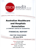 2014-15 Financial Report