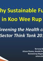 Terrona Ramsay and Aileen Thomas, Koo Wee Rup Health Service