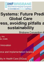 World Hospital Congress Plenary 5.1 — Jeffrey Braithwaite