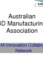 Neil Sharwood - 3D Manufacturing for health